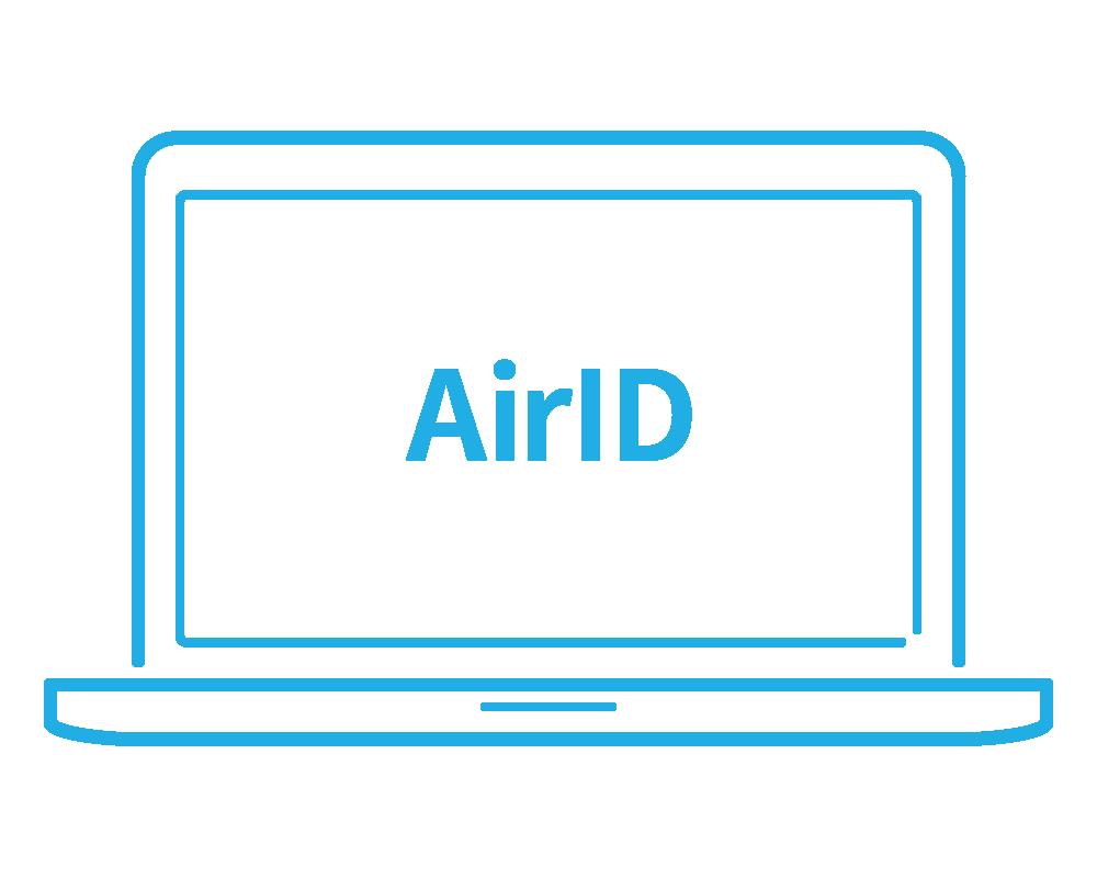 2.AirIDでログイン