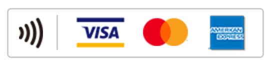 VISA mastercard AMERICAN EXPRESS