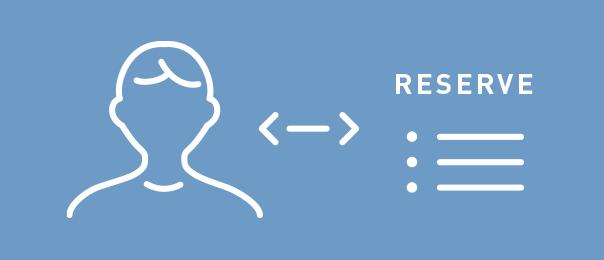 予約と顧客情報を連携