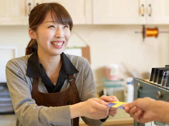 ポイントカードを通じたお客様との会話が当店の未来をつくっています