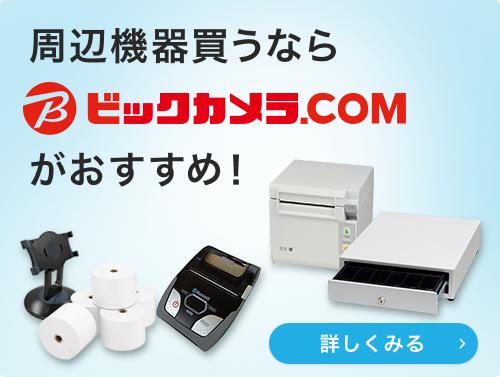 ビックカメラ.com 5,000円OFFキャンペーン実施中 3月20日(金)まで