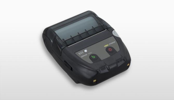 セイコーインスツル モバイルレシートプリンター