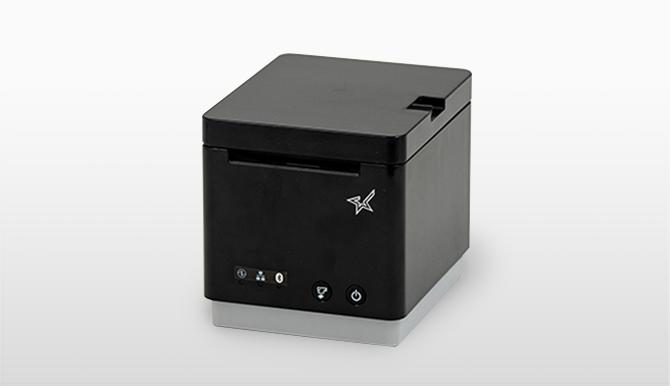 スター精密 据置きレシートプリンター mC-Print2シリーズ(黒)