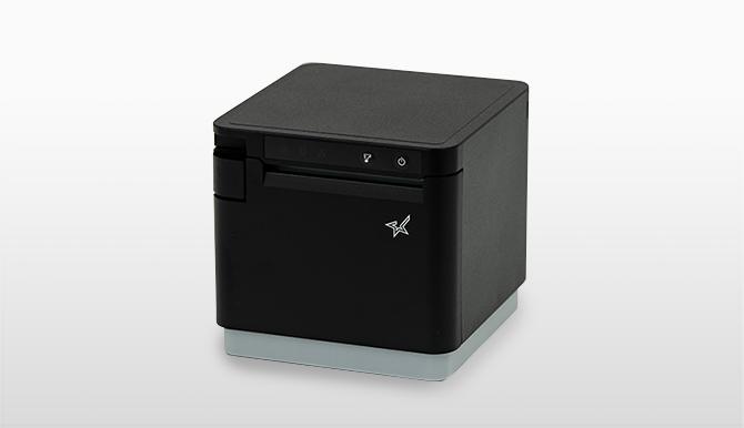 スター精密 据置きレシートプリンター mC-Print3シリーズ(黒)