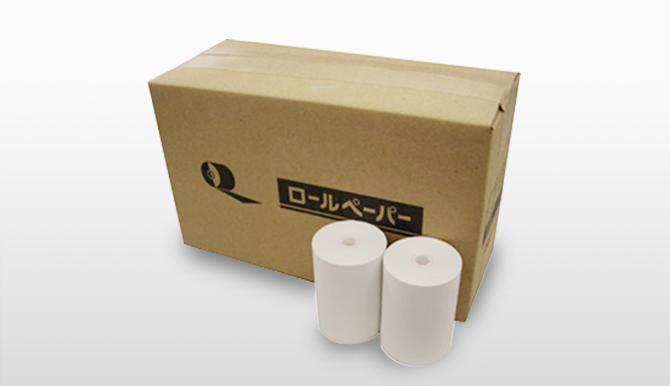 SM-S210i / TM-P60Ⅱ用ロール紙 20巻入り(2巻ビニール梱包)