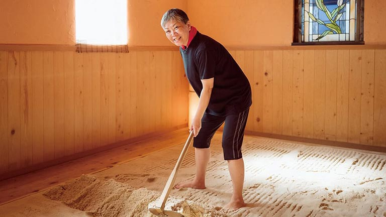 砂風呂屋 孳-ふゆる- 導入事例