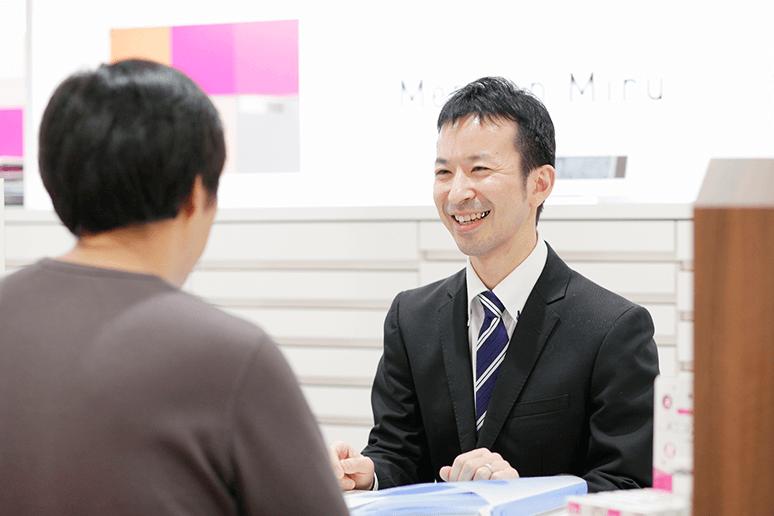 相談窓口の導入事例 Menicon miru横浜西口店様