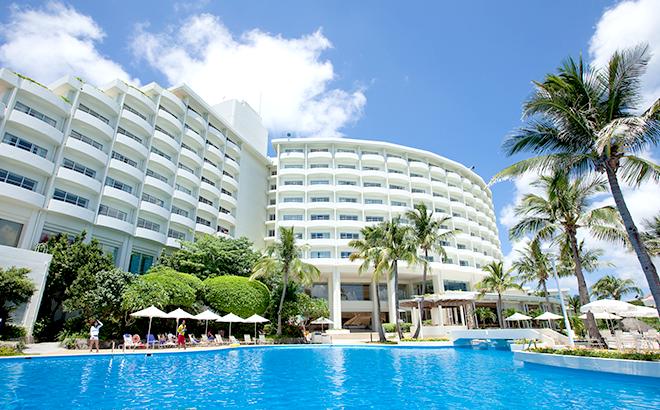 リゾートホテルの導入事例 ANAインターコンチネンタル万座ビーチリゾート様