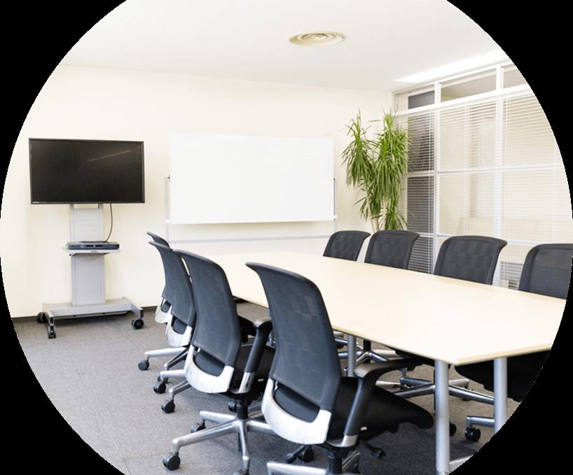 施設・会議室・レンタルスペースのイメージ
