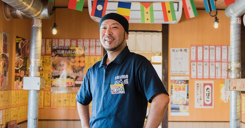 お好み焼肉道とん堀 下石田店