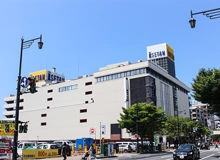 新潟伊勢丹 プロフィール