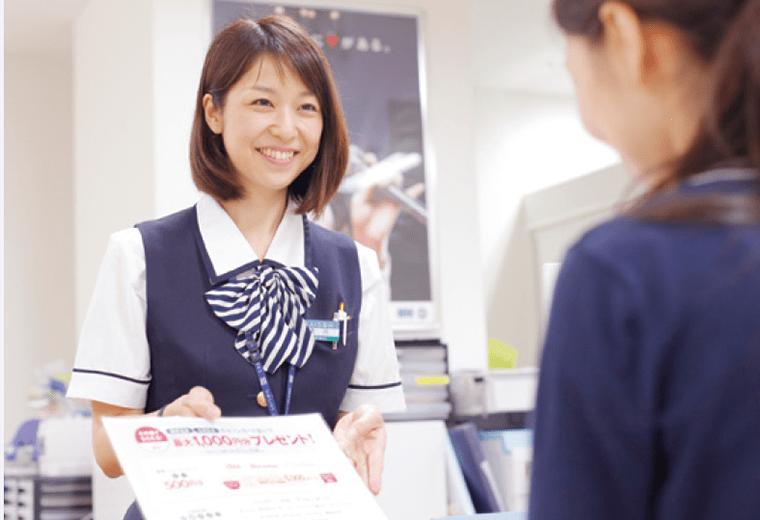ららぽーとTOKYO-BAY カードデスク 導入事例3